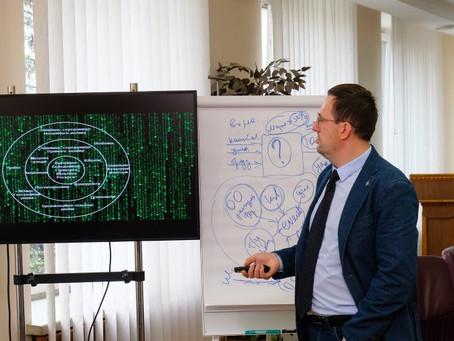 В облдержадміністрації відбувся інтенсив для молодих бізнесменів Дніпропетровщини