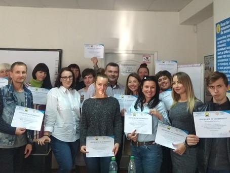 В Дружківці пройшов тренінг «Модель Успішного Бізнесу» для місцевих підприємців.
