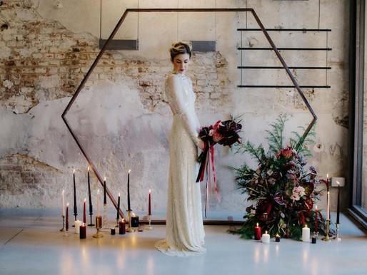 Květinová výzdoba. Po nevěstě druhá největší kráska svatby!