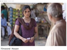 Masaan/film 30 maart 2017