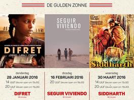 30 maart:De Andere film: Siddharth