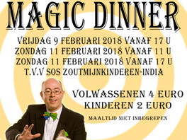magic dinner