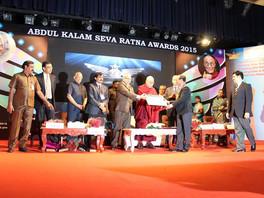 Cletus Babu wint opnieuw een award