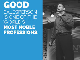 Is Sales a Noble Profession?