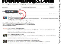 #1 Blog Search Engine - Get the Inside Info