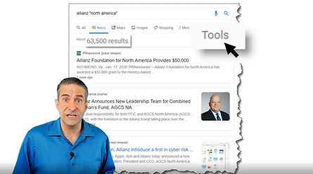 Sam Richter Virtual Keynote Customization