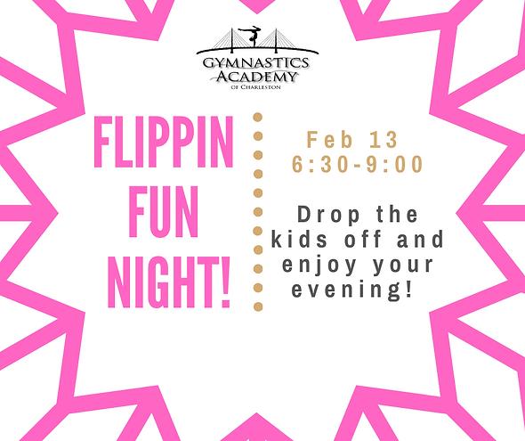 Flippin Fun Night V Day 2021 web graphic