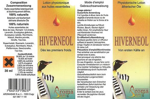 Lotion physiotonique aux huiles essentielles HIVERNEOL 30 ml