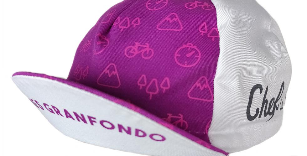 La casquette officielle Ladies Granfondo