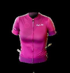 Le maillot Leader Challenge Chef de File - Ladies Granfondo - Replica