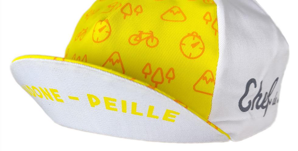 La casquette MADONE - PEILLE Mercan'Tour GF