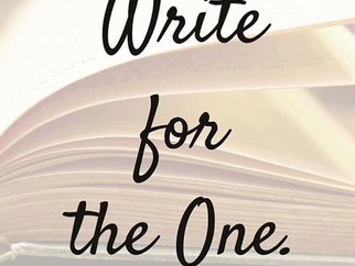 How Jesus Used Writing to Save Me