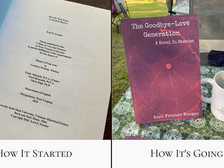 What Surprised Me Most About Self-Publishing My Book