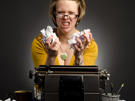 Dear Frustrated Author: Stop Writing.