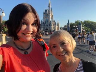 On Reading at Disney World