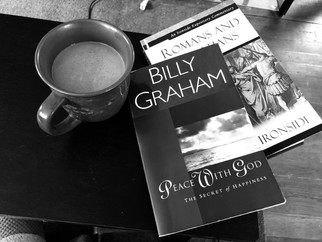 Thank you, Billy Graham.