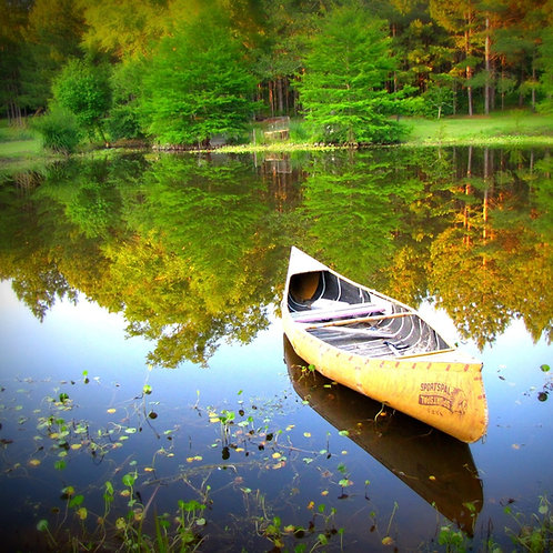 Canoe - Guided Meditation MP3 (19.31 min)