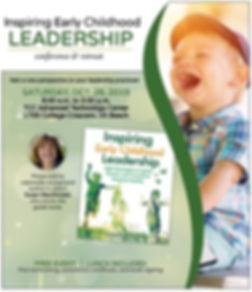 Inspiring Early Childhood Leadership con