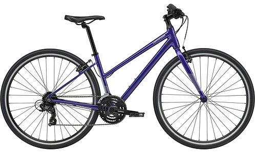 CANNONDALE Quick 6 Remixte Women City Bike
