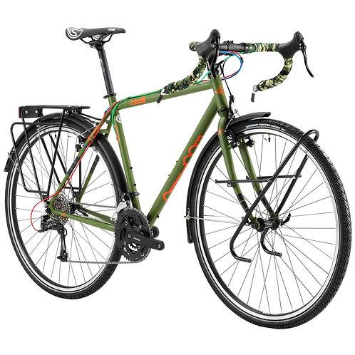 CINELLI HoBootleg Green Bike