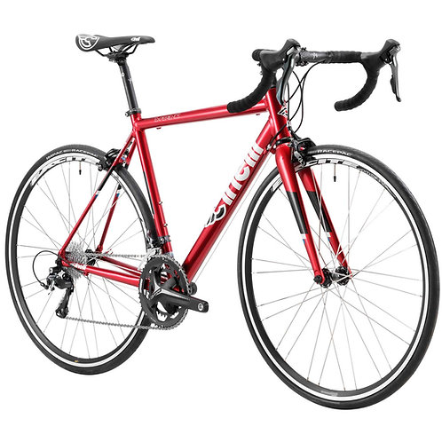 CINELLI Experience Tiagra Red Bike