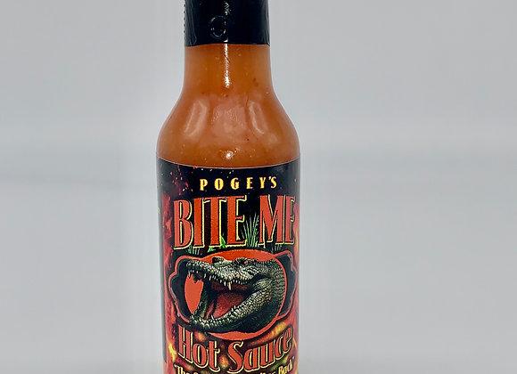"Pogeys ""HOT"" Hot Sauce"