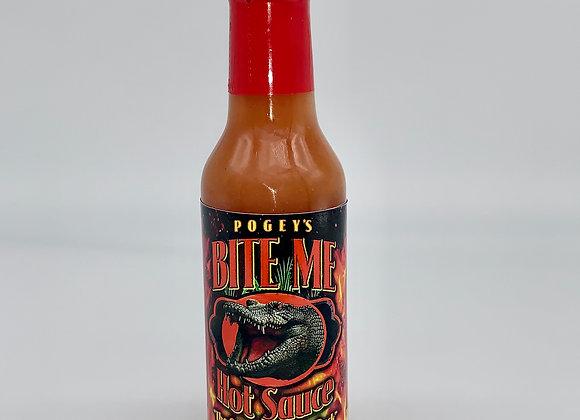 """Pogeys """"MED"""" Hot Sauce"""