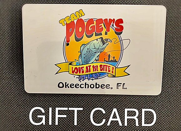 Pogey's Gift Cards