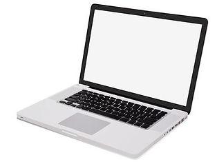 vector-three-computer-laptops-on-white-b