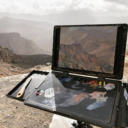 Plein air UAE