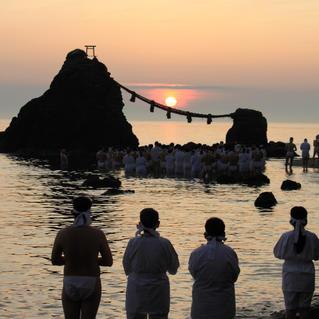 日本の夏至祭