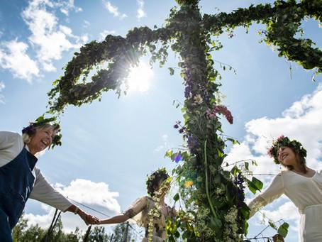 ♯14 スウェーデンの夏至祭