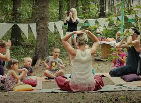 ♯2 「森と音楽ーエストニアの子どもフェス」
