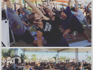Yoga at Coachella April 20-22, 2018