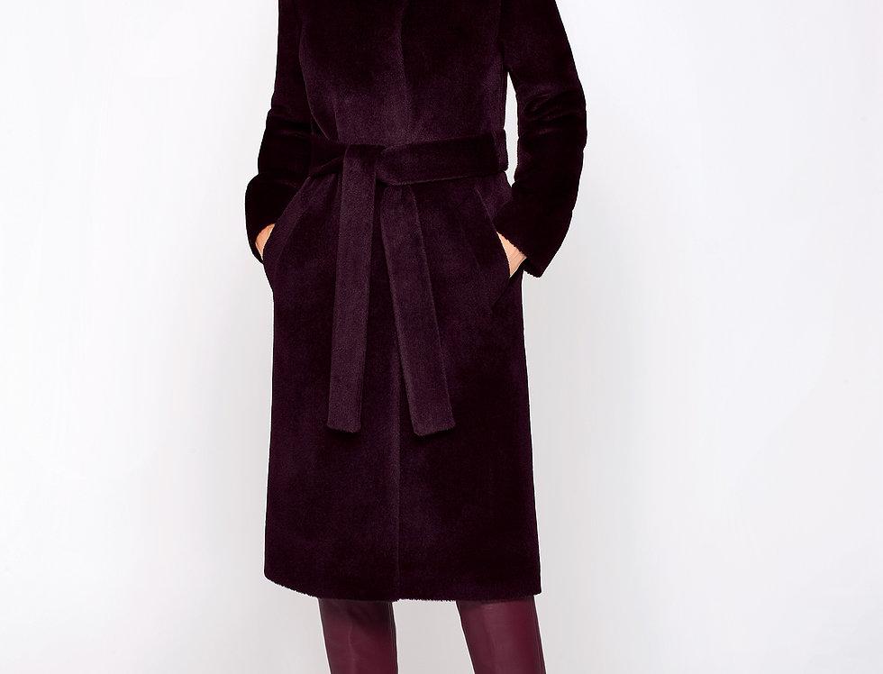 Alpakos vilnos paltas