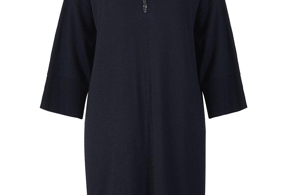Šilko, kašmyro ir merino vilnos KIMONO suknelė