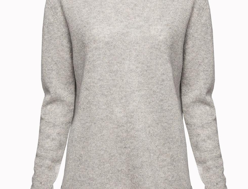 Kašmyro megztinis su blizgučiu