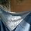 Thumbnail: Ulisse mėlynas merino vilnos pledas