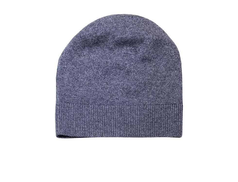 Kašmyro kepurė pilka