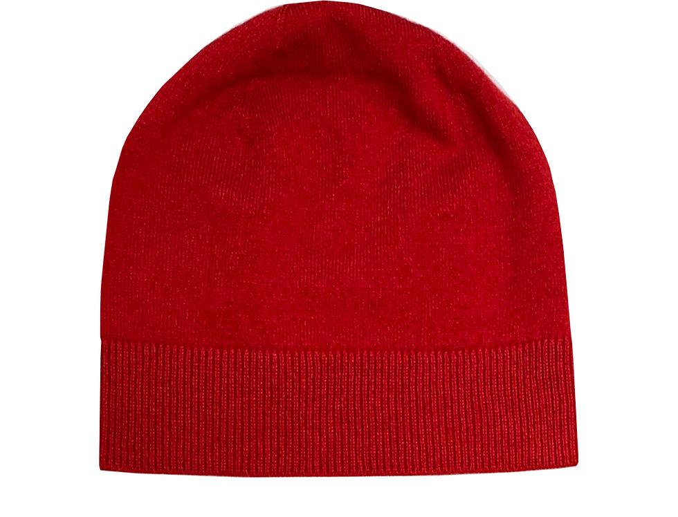 Kašmyro kepurė raudona