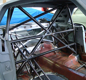 Mitchell Race Xtreme Roll Cages