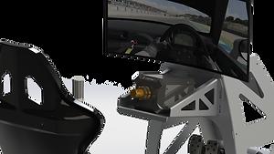 MRX Sim 15-5-2020 DD Steering Bracket 4K