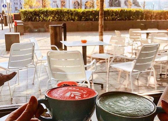Smúz Café - Virágneked