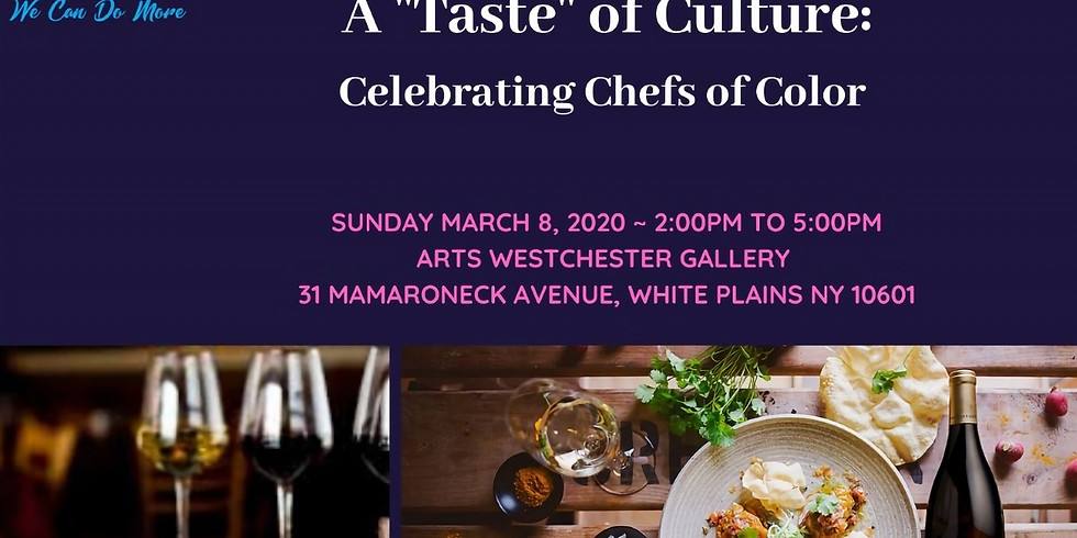 A Taste of Culture: Celebrating Chefs of Color