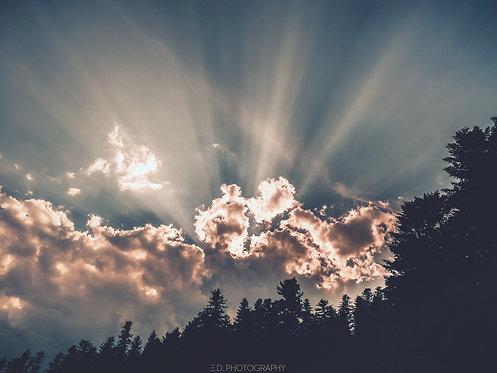 Clouds (Pink)