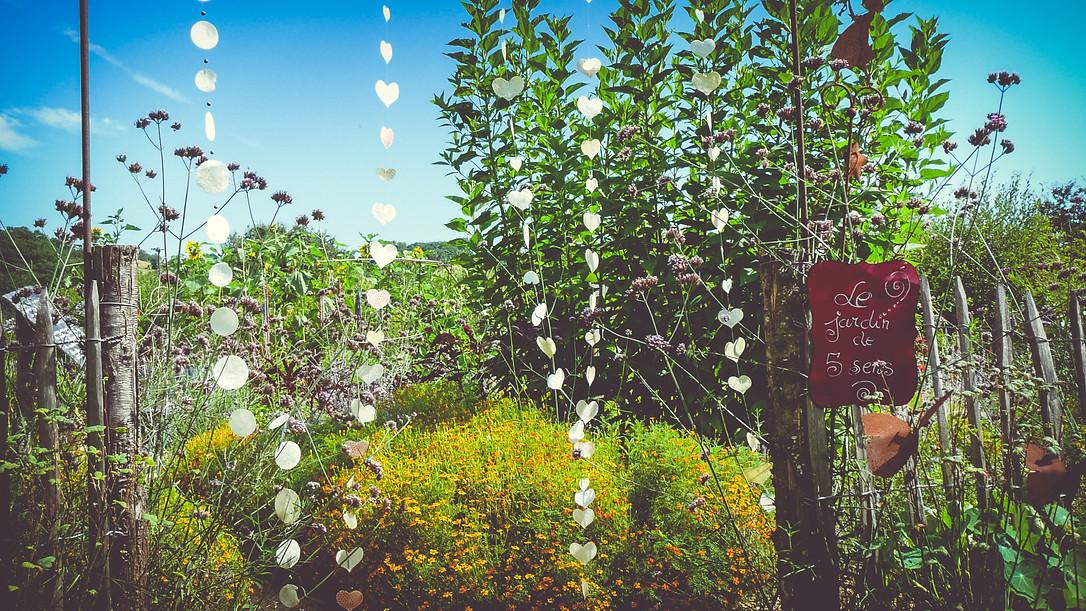 aux Jardins de la Poterie Hillen (Hautes-Pyrénées)