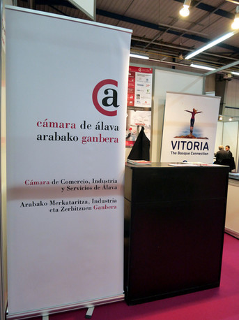 Reportage photo pour la Chambre de Commerce et d'Industrie de Vitoria-Gasteiz (Espagne)