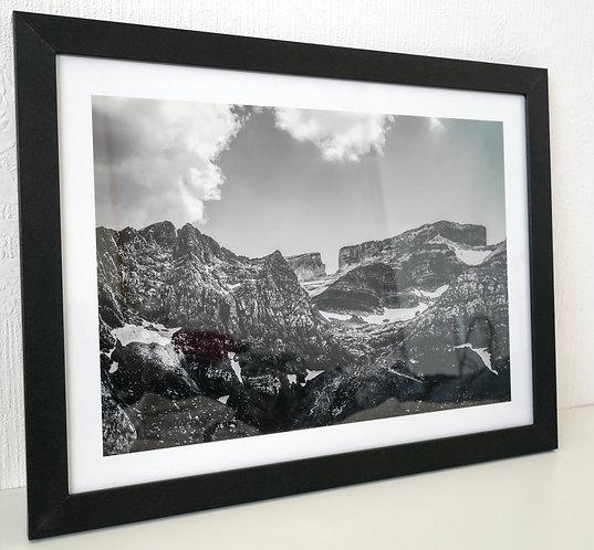"""Cadre Photo 45x34cm """"La Brèche de Roland"""""""