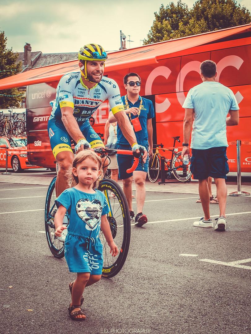 Tour de France, Tarbes village départ, juillet 2019 #tdf2019 #skoda #lcl #tarbes #edphtography www.ed-photography.com