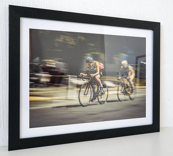 "Cadre Photo 45x34cm ""The race"""